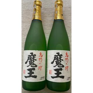 本格焼酎 魔王 720ml 2本セット 芋焼酎 (焼酎)