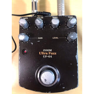 ズーム(Zoom)のZOOM Ultra Fuzz UF-01(エフェクター)