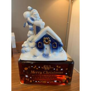 サントリー(サントリー)のサントリー ブランデー/XO/Merry Christmas/クリスマスボトル(ブランデー)