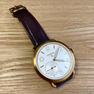 フォッシル(FOSSIL)の訳あり FOSSIL フォッシル ハイブリッドスマートウォッチ レディース(腕時計)