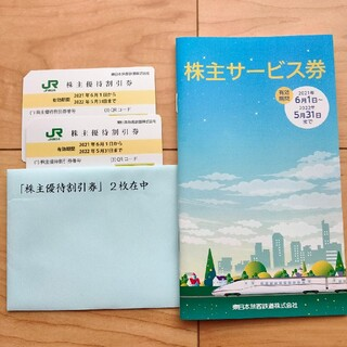 JR東日本 株主優待割引券 2枚(その他)
