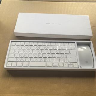 アップル(Apple)のアップル マジックマウス2 マジックキーボード (PC周辺機器)