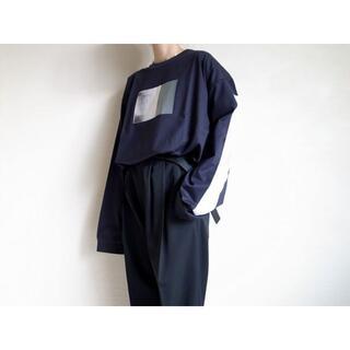 マーカウェア(MARKAWEAR)の20SS stein シュタイン OVERSIZED LONG SLEEVE T(Tシャツ/カットソー(七分/長袖))