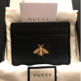 Gucci - セール⭐️ GUCCIカード名刺ケース.🐝