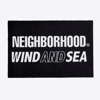 ネイバーフッド(NEIGHBORHOOD)のWIND AND SEA × NEIGHBORHOOD  N-MAT (ラグ)