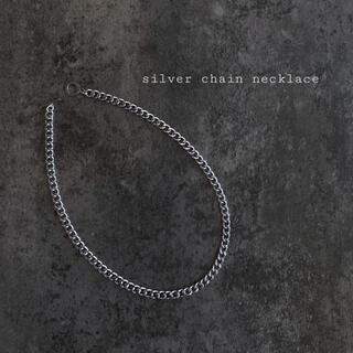 マルタンマルジェラ(Maison Martin Margiela)の再入荷 silver chain necklace(ネックレス)
