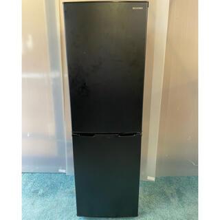 アイリスオーヤマ(アイリスオーヤマ)のアイリスオーヤマ 冷蔵庫 162L IRIS IRSE-16A-B(冷蔵庫)