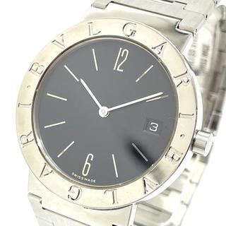 ブルガリ(BVLGARI)のブルガリ BB33SS デイト ブルガリブルガリ ボーイス腕時計 シルバー(腕時計)