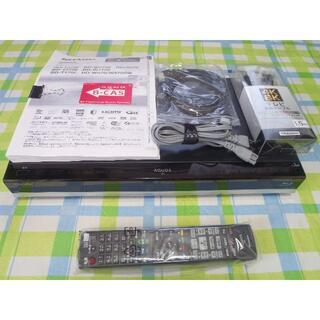 SHARP - HDD1TB新品 ドラ丸 AQUOS ブルーレイレコーダー BD-W1700