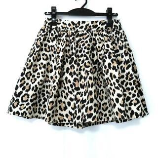 ケイトスペードニューヨーク(kate spade new york)のケイトスペード ミニスカート サイズ4 S -(ミニスカート)