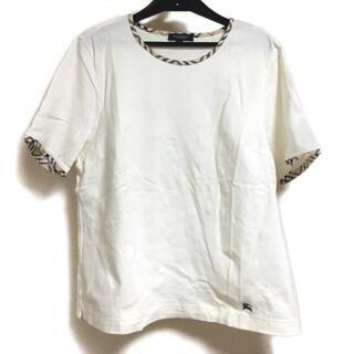バーバリー(BURBERRY)のバーバリーロンドン 半袖カットソー F -(カットソー(半袖/袖なし))