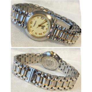 バーバリー(BURBERRY)の良品‼️Burberrys ローマンインデックス コンビ レディース 腕時計(腕時計)