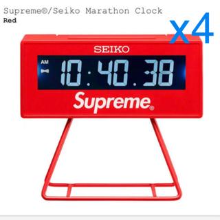 シュプリーム(Supreme)のSupreme®/Seiko Marathon Clock シュプリーム(置時計)