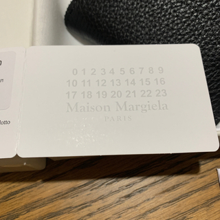 Maison Martin Margiela - Maison Margiela 2020 ZIPPED WALLET ブラック