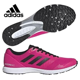 アディダス(adidas)のアディダス ランニングシューズ adizero RC Wide(23.0)(シューズ)