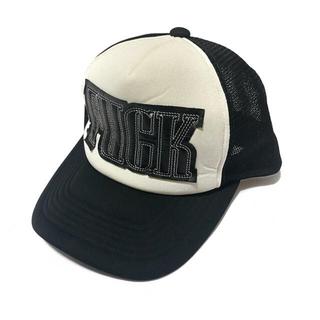 ナンバーナイン(NUMBER (N)INE)のNUMBER (N)INE 06ss ガンズ期 FUCK CAP キャップ 帽子(キャップ)