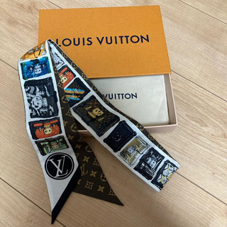 ルイヴィトン(LOUIS VUITTON)のLOUIS VUITTON  バンドー(バンダナ/スカーフ)