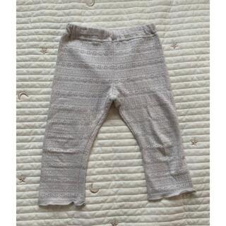 コンビミニ(Combi mini)のコンビミニ◇レーシー レギンス パンツ  90(パンツ/スパッツ)