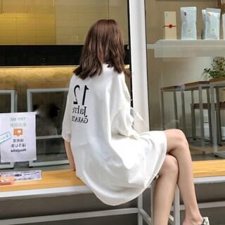 ディーホリック(dholic)のラスト1点 韓国風 カジュアル スポーティー Tシャツ(Tシャツ(半袖/袖なし))
