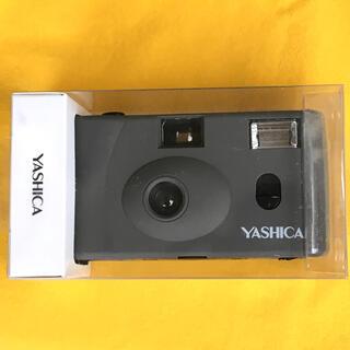 YASHICA フィルムカメラ MF-1 グレー 新品未使用未開封
