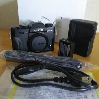 富士フイルム - FUJIFILM X-T20  美品