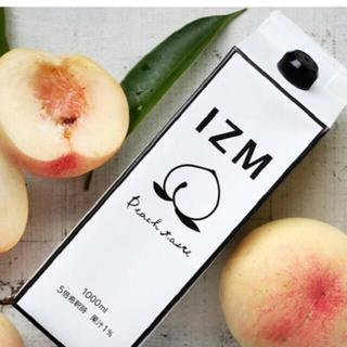 【値下げ】IZM 酵素ドリンク ピーチ(その他)