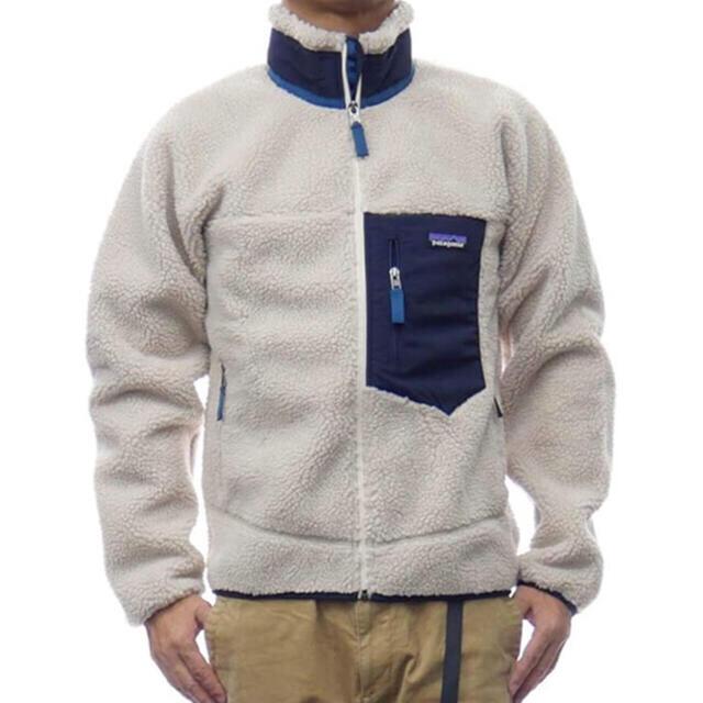 patagonia(パタゴニア)のpatagonia パタゴニア  レトロX ボアジャケット フリースブルゾン  メンズのジャケット/アウター(ブルゾン)の商品写真