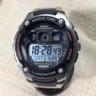 カシオ(CASIO)の海外モデル入手困難 CASIO カシオ腕時計 メンズ&レディース(腕時計(デジタル))