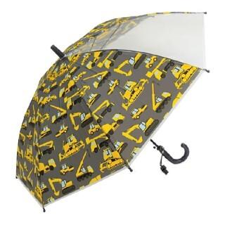 新品!はたらくくるま 子供用傘(傘)