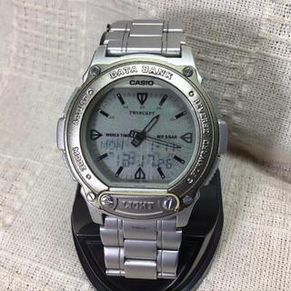 カシオ(CASIO)の希少モデル入手困難 CASIO データバンク  カシオ腕時計 ABX65(腕時計(アナログ))