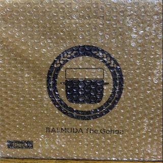 バルミューダ(BALMUDA)のバルミューダ ゴハン 炊飯器 ブラック(炊飯器)