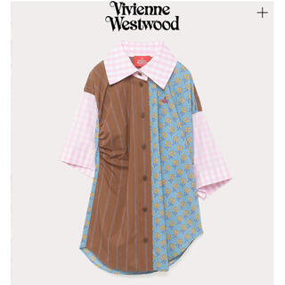 ヴィヴィアンウエストウッド(Vivienne Westwood)のvivienne Westwood RED LABEL(シャツ/ブラウス(半袖/袖なし))