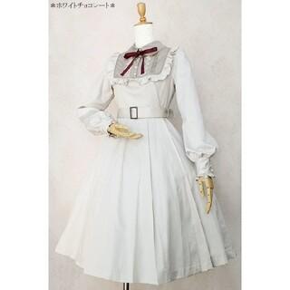 Victorian maiden - ヴィクトリアンメイデンショコラトリードレス・カチューシャセット