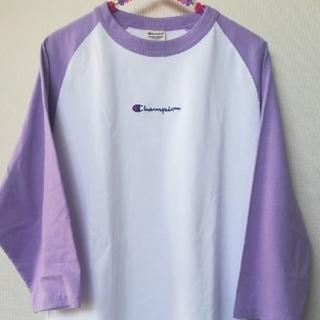 Champion - ※半額以下〘新品〙チャンピオン ビッグ ロングTシャツ ラグランスリーブ L