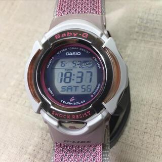 ベビージー(Baby-G)のBaby-G タフソーラー腕時計 CASIO カシオ腕時計 ベビーG腕時計(腕時計)