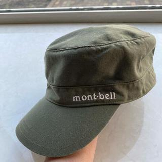 モンベル(mont bell)のmint-bell♡キャップ♡お値下げ不可(キャップ)