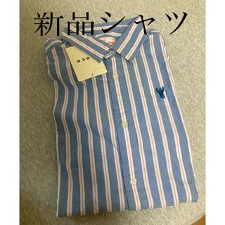 コーエン(coen)の新品タグ付きコーエン長袖シャツ(シャツ/ブラウス(長袖/七分))
