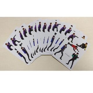 Lilかんさい Myojo厚紙カード 13枚セット(アイドルグッズ)