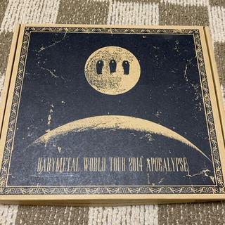 ベビーメタル(BABYMETAL)のBABYMETAL WORLD TOUR 2014(ミュージック)