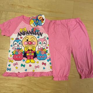 アンパンマン 夏 パジャマ 半袖