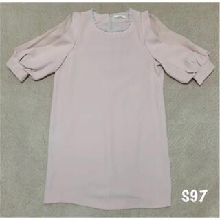 スナイデル(snidel)のsnidel  ワンピース(Tシャツ(半袖/袖なし))