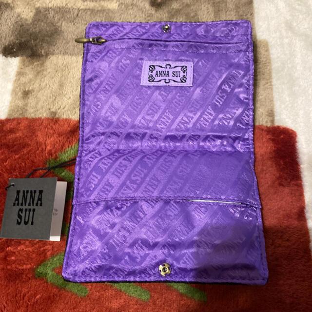 ANNA SUI(アナスイ)のアナスイ ANNA SUI  ティッシュケース 未使用 新品 高級感 レディースのファッション小物(ポーチ)の商品写真