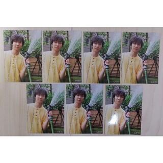 Travis Japan 中村海人 Myojo厚紙カード 7枚セット(アイドルグッズ)