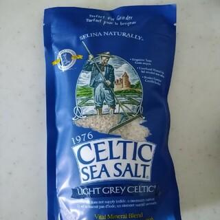 天然海塩 ライトグレーセルティック(調味料)