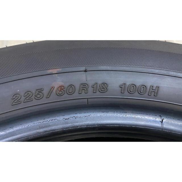 225/60R18 ヨコハマBlueEarth E51 4本セット 自動車/バイクの自動車(タイヤ)の商品写真