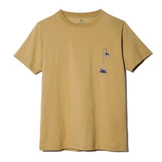 スノーピーク(Snow Peak)のsnow peak(スノーピーク) Tシャツ(Tシャツ/カットソー(半袖/袖なし))