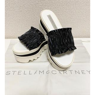 ステラマッカートニー(Stella McCartney)の半値以下 ステラマッカートニー  厚底 サンダル エリス  17ss(サンダル)