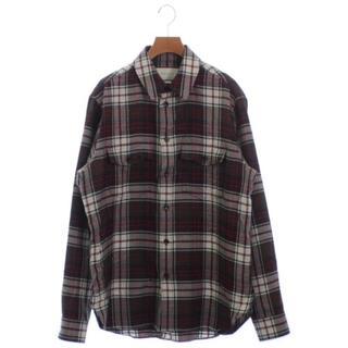 グッチ(Gucci)のGUCCI カジュアルシャツ メンズ(シャツ)