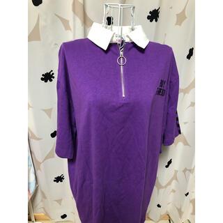 ダブルシー(wc)のWC    ラガーシャツ ポロシャツ カットソー(Tシャツ(半袖/袖なし))