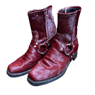 JOHN LAWRENCE SULLIVAN - JOHN LAWRENCE SULLIVAN 17AW Ring Boots